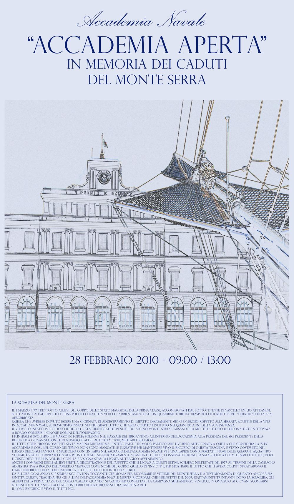 You are browsing images from the article: Accademia aperta 28.02.10 in memoria dei caduti del Monte Serra