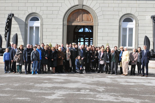 You are browsing images from the article: DOMENICA 2 marzo 2014 Visita in Accademia
